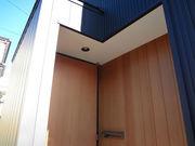 設計時の想定と実際の生活1/2 <日進市 角地に建つ箱型の家>